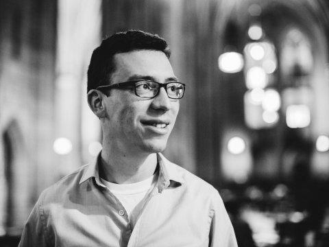 Luis von Ahn, creator of Duolingo and a professor of computer science at Carnegie